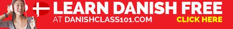 Learn Danish with DanishClass101.com